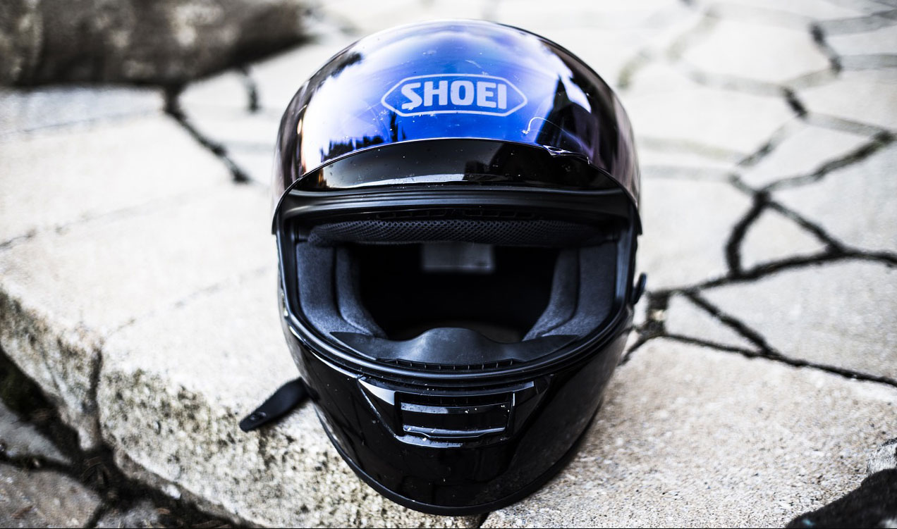 Motorcycle helmets - Motorcycle safety guide