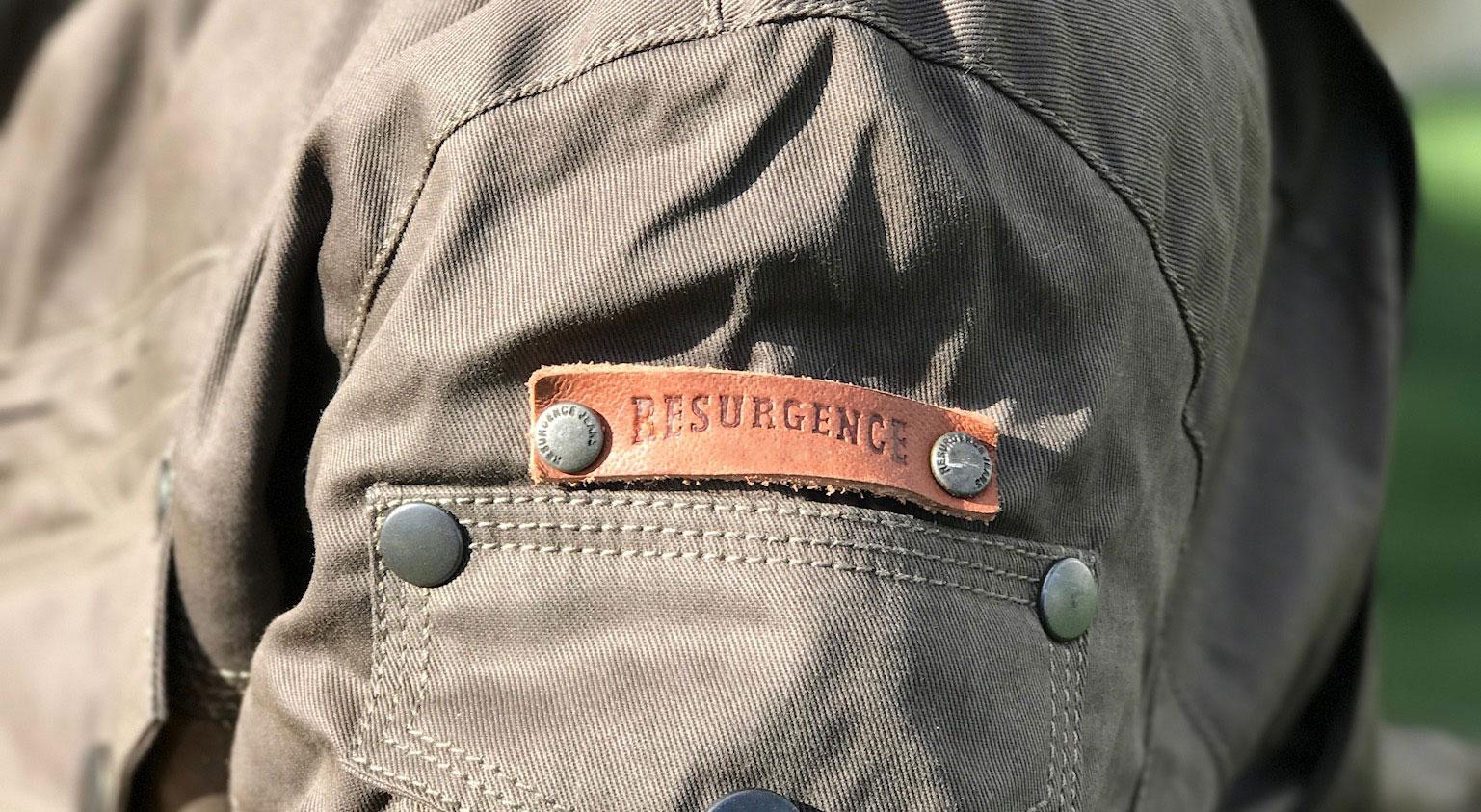 Resurgence Gear - Rocker Jacket - Guide to buy motorcycle clothing gear