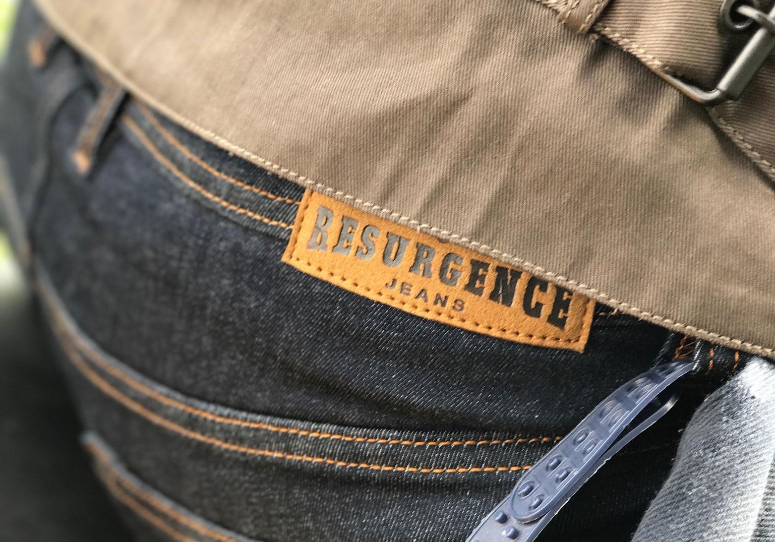 Resurgence Gear - Pekev jeans - Guide to buy motorcycle clothing gear