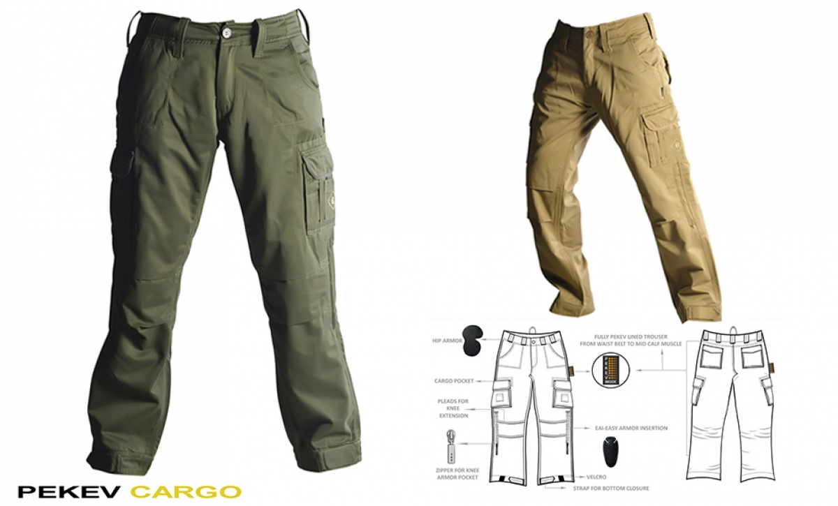 safest motorcycle cargo pants