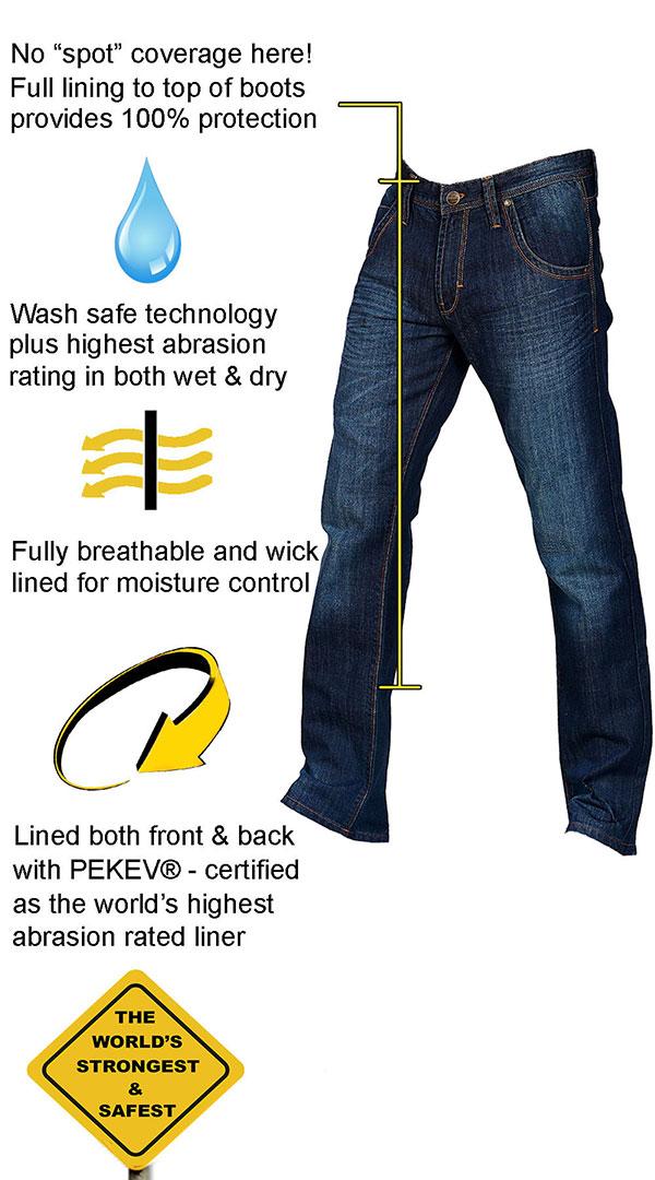 safest motorcycle jeans indigo sport