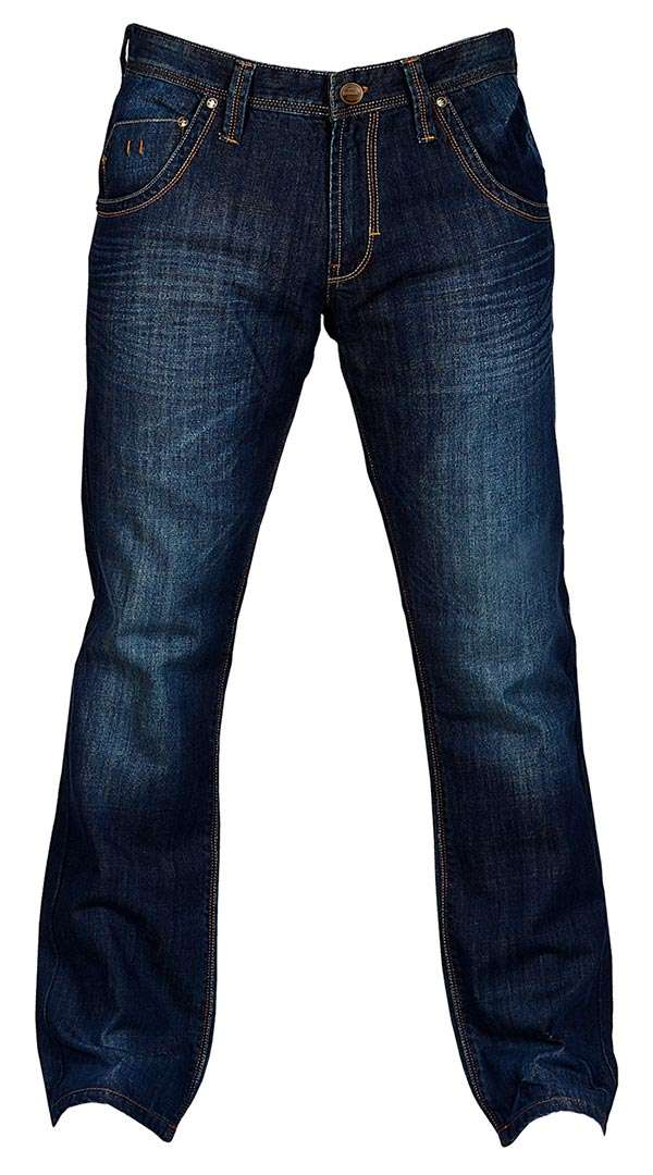 Motorcycle Jeans for men with armour - Indigo Sport - Riding Denim AU