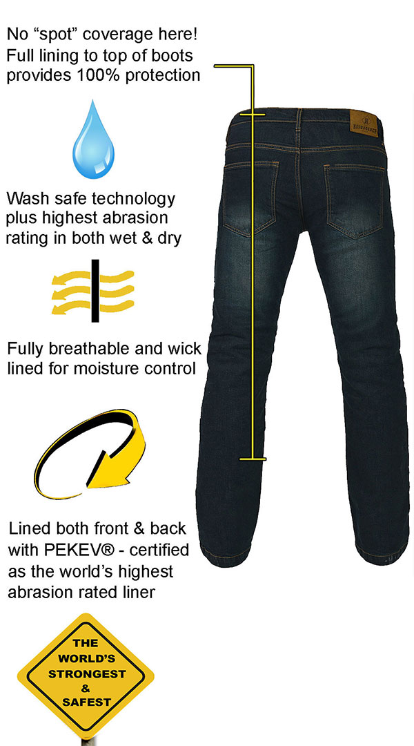 best motorcycle jeans