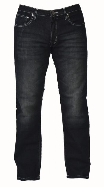 Motorcycle Jeans for men with armour - Black Bird - Riding Denim AU