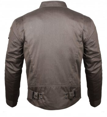 resurgence gear safest motorcycle jacket: rocker jacket
