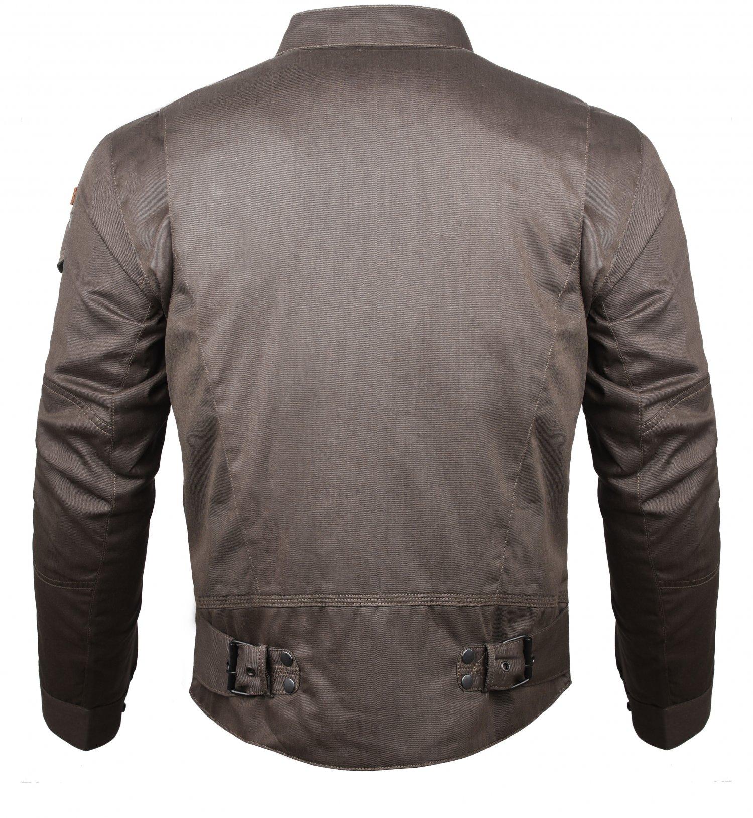 resurgence gear safest motorcycle jacket: rocker jacket