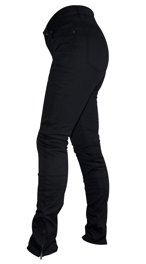 safest motorcycle jeans for female