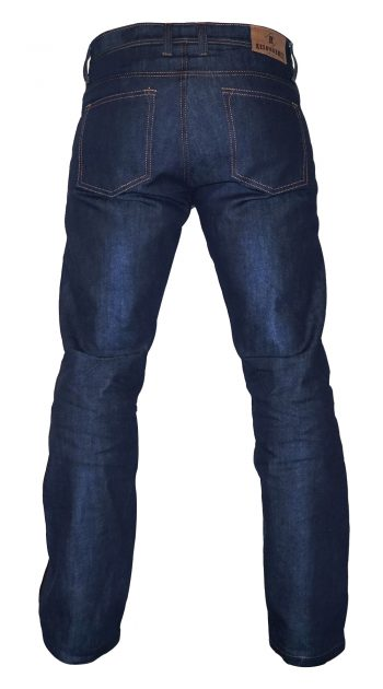 PEKEV lite jeans - protective motorcycle clothing - back 2