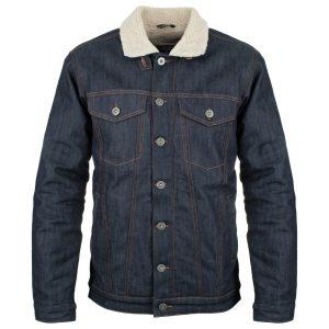 sherpa jacket front
